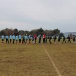 Erstes Spiel gegen den slowenischen Verein NK Moravče