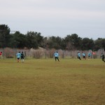 Spiel gegen NK Moravče