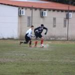 Stefan Rath fast zu schnell für den Ball